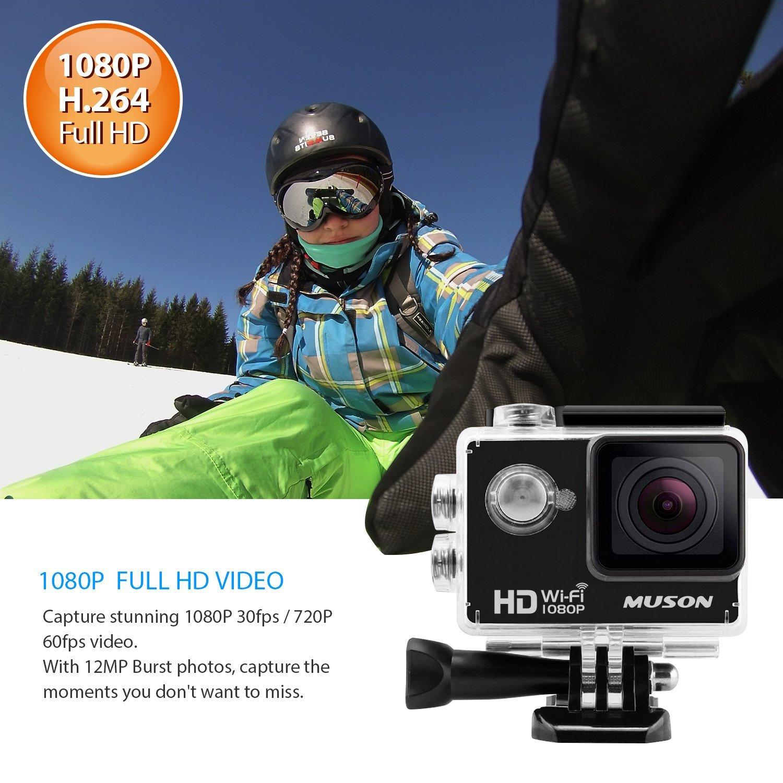 Munson HD Action Camera