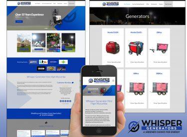 Whisper Generators