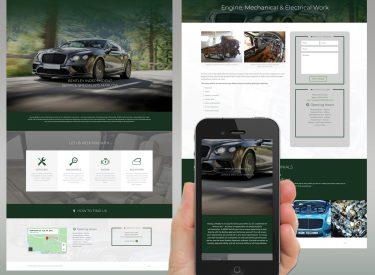 Bentley Service Specialists